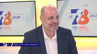 "Yvelines | Xavier Girard, liste ""Coignières Avenir"""