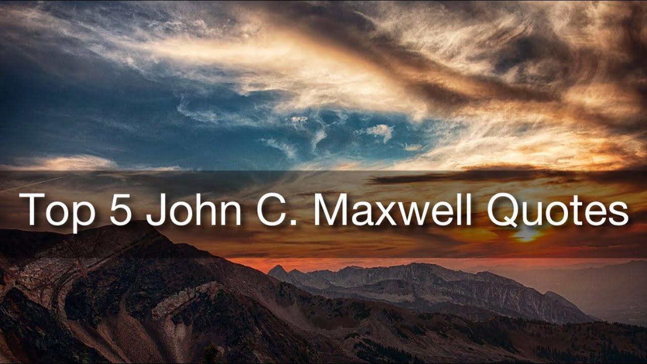 john c maxwell quotes pdf