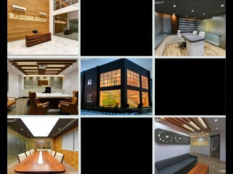 Commercial Office Interiors | Rakesh Group | Kanpur | 2016