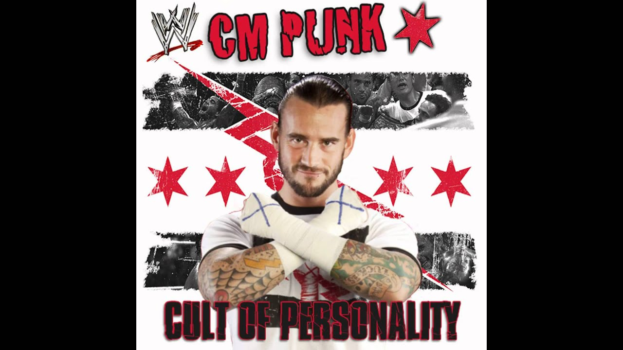 WWE Cult Of Personality CM Punk 2nd 2011 Entrance