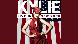 Burning Up / Vogue (Live in New York)