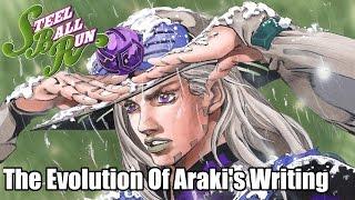 JoJo's Bizarre Adventure: Steel Ball Run - The Evolution Of Araki's Writing