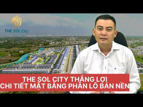 The Sol City Thắng Lợi - Chi Tiết Mặt Bằng Phân Lô Dự Án