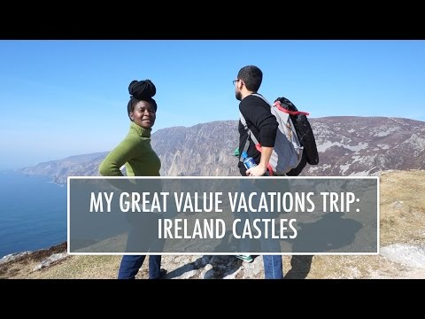 #Sojourn || Great Value Vacations Ireland Castles
