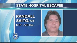 Search continues for Hawaii State Hospital patient previously accused of murder