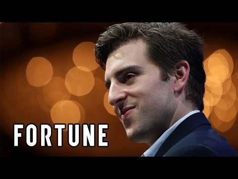 Interview With Airbnb CEO Brian Chesky | Fortune