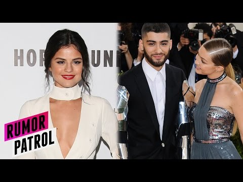 Selena Gomez in REHAB? Zayn CHEATED on Gigi Hadid? RUMOR PATROL