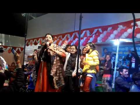|| famous Jagran song || Bhangad Bhola || ( surbhi singh grup)...