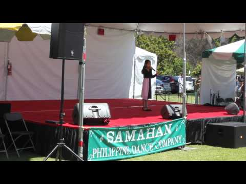 Annual Philippine Cultural Arts Festival 2013 at Balboa Park in San Diego, California