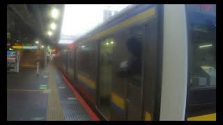 【JR内房線】 209系2100番台C426編成+C442編成 普通 君津行き 千葉発車