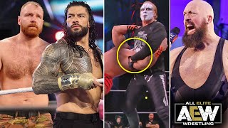 New Universal Champion After Roman Reigns... Why Big Show JOINS AEW, Moxley Vs Roman Reigns, Sting