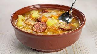 Приготовив однажды, захочется повторить - Капустняк по-польски. Настоящий суп от Всегда Вкусно!