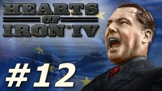 Hearts of Iron IV | Belgium Forms the European Union - Part 12