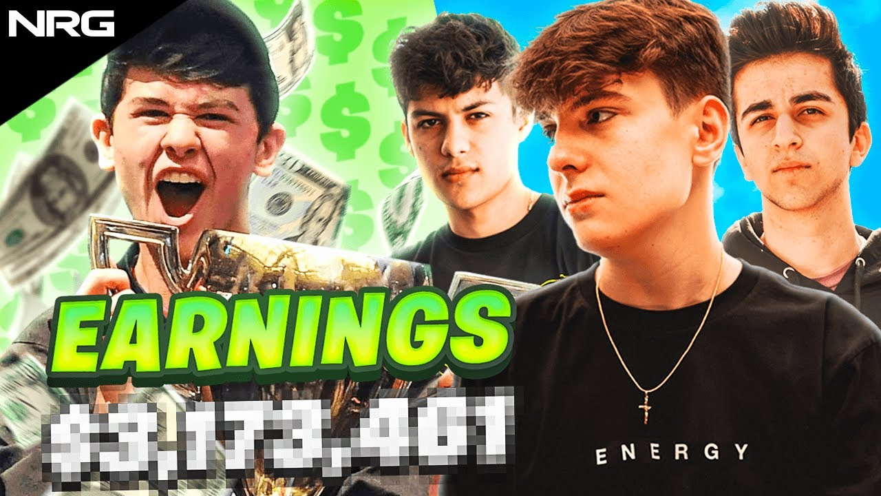 Can NRG Guess these Fortnite Pro's Earnings?