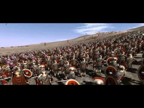 Battle of Edessa [Persians VS Romans]