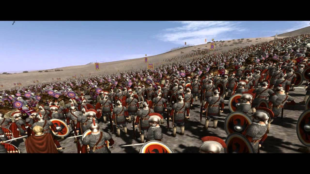 Battle of Edessa [Persians VS Romans] - YouTube