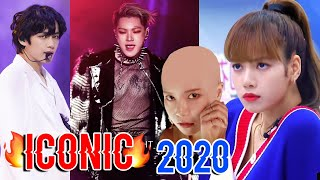 The MOST ICONIC KPOP MOMENTS OF 2020! that had me shook PART2