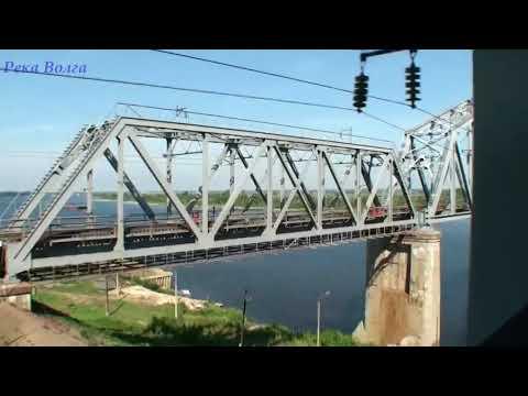 На поезде Москва-Владивосток. Фильм 3. Нижний Новгород- Шахунья (часть 1)