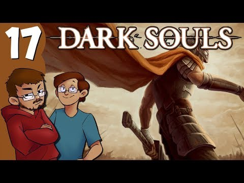 Let's Play | Dark Souls - Part 17 - The Death of Quelaag