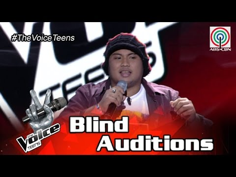 The Voice Teens Philippines Blind Audition: Felipe De Leon - Bilog Na Naman Ang Buwan