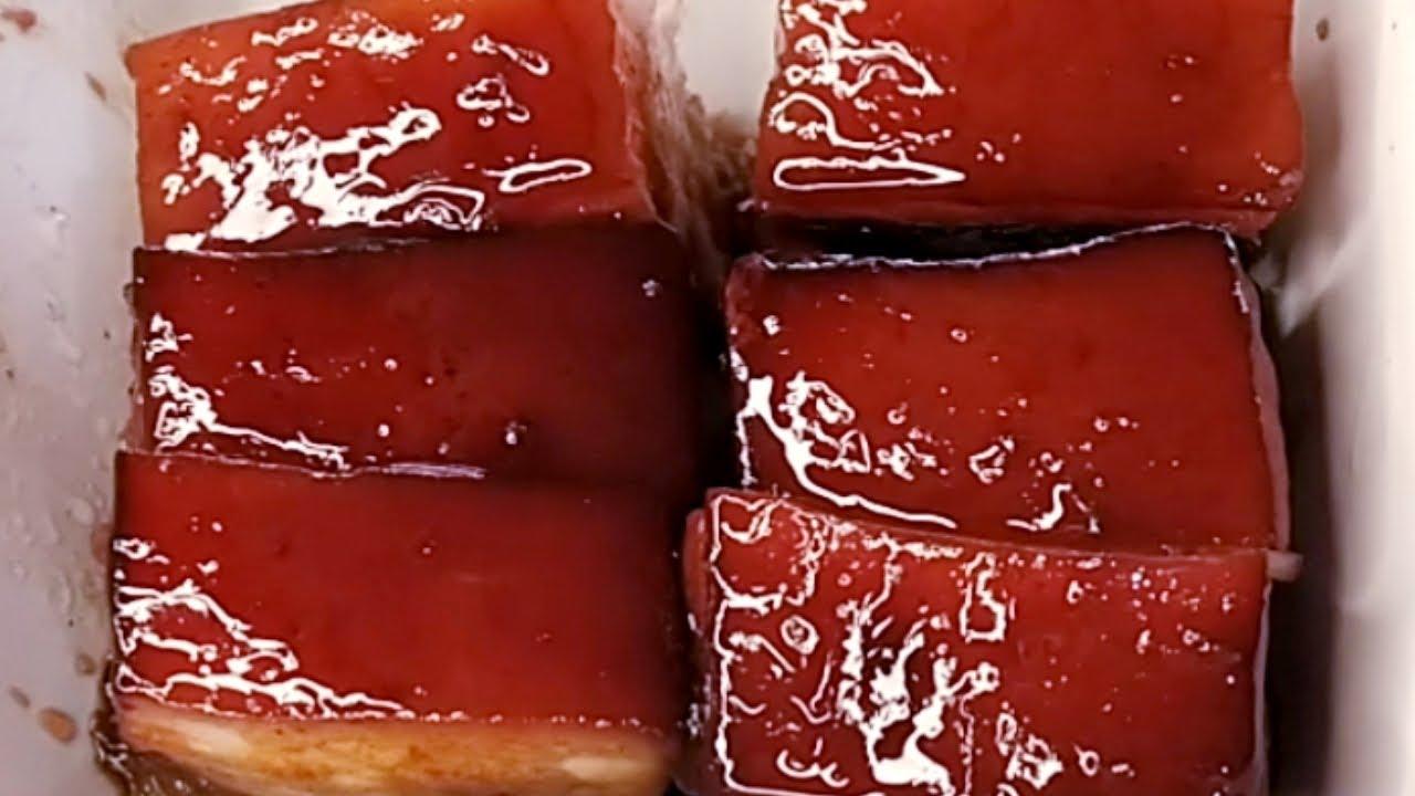 Después de hacer ésta receta, Nunca Comerás PANCETA de otra manera, muy fácil y deliciosa
