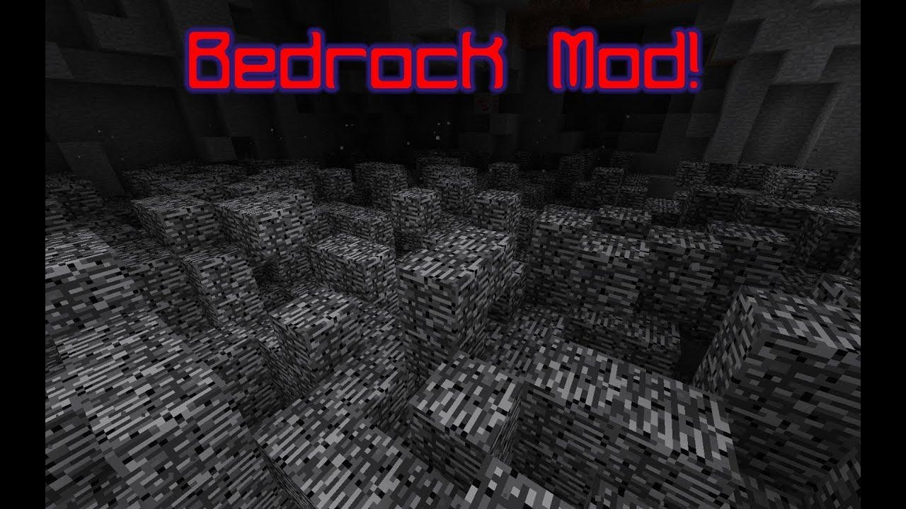 Minecraft mod review Bedrock mod! - YouTube
