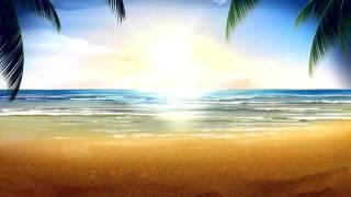 Берег океана красота Видеофон