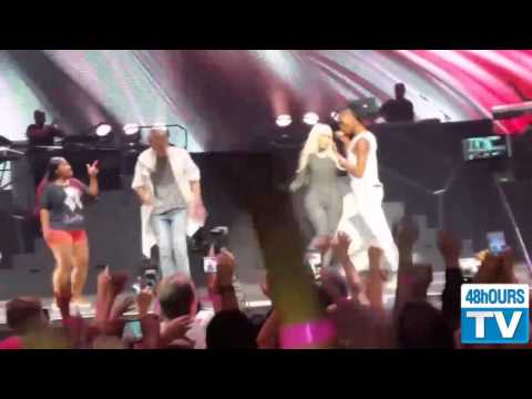 Nicki Minaj Pink Print Tour -Cape Town