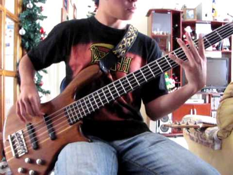 Priests Of Sodom Bass Cover