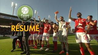 Stade Brestois 29 - FC Lorient ( 3-2 ) - Résumé - (BREST - FCL) / 2018-19