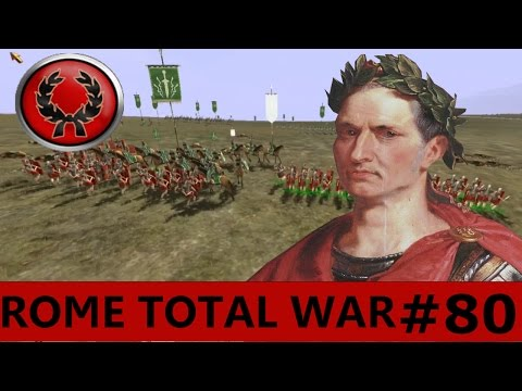 Rome Total War #80 The battle of Salona