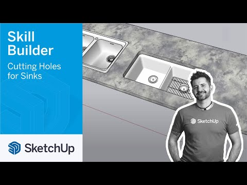 Cutting Holes for Sinks - Skill Builder