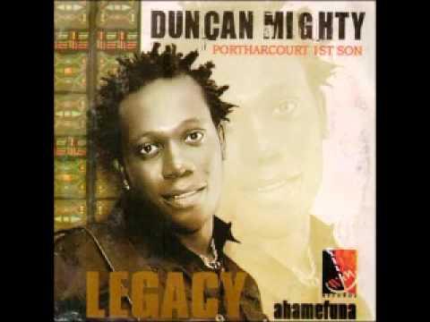 Duncan Mighty - Good Luck Jonathan