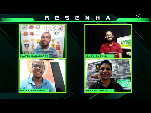 Resenha do Mosaico Ep.3: Bahia e Vitória vivem altos e baixos no retorno das competições