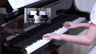2015年7月28日 録画、 使用楽譜;ピアノスタイル2012年12月号.