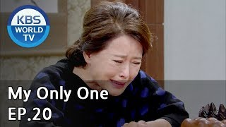 My Only One | 하나뿐인 내편 EP20 [SUB : ENG, CHN, IND/2018.10.21]