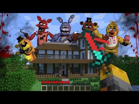 Minecraft Pe FNAF Mod