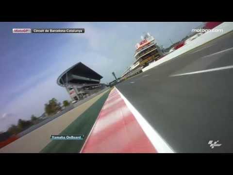 Catalunya 2015 - Yamaha OnBoard