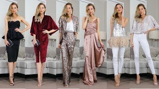 Asos Partywear Haul & Try on // BLACK FRIDAY SALES