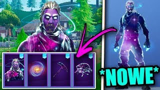 I GOT THE SKINS FOR THE GALAXY IN FORTNITE! Shock