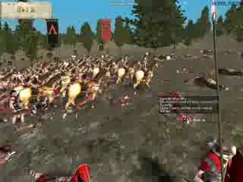 Rome Total War Online Battle #860: Macedon vs Rome