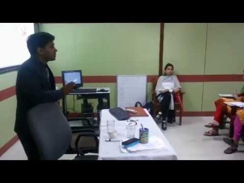 Goal Setting Training by Motivational Speaker & Corporate Trainer- Shikhar Prajapati