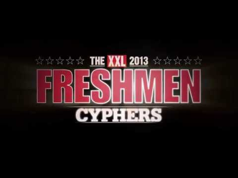 XXL Freshmen 2013 Cypher - Part 3 - Dizzy Wright, Logic & Angel Haze