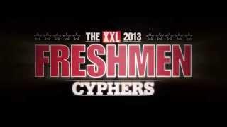 Dizzy Wright, Logic & Angel Haze Cypher - 2013 XXL Freshman Part 3 thumbnail