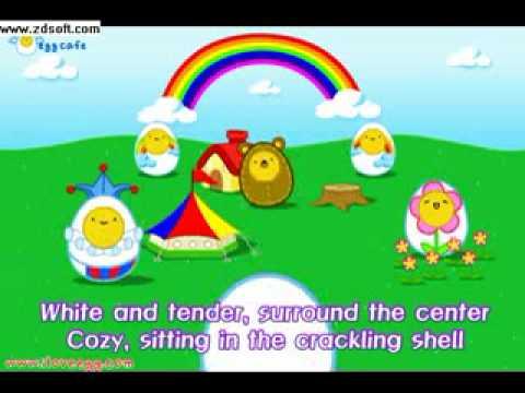 I Love Egg Theme Song English You