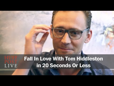 Fall In Love With Tom Hiddleston in 20 Seconds Or Less