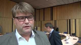 Landrat Tjark Bartels überrascht mit Kasernen-Nutzung