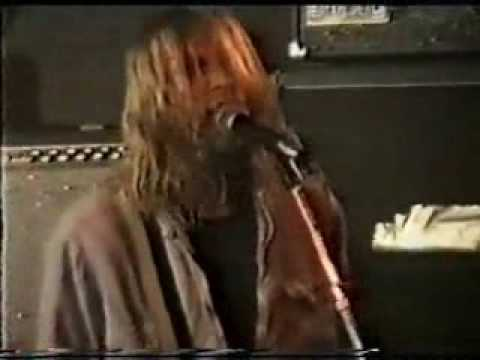 EVEN IN HIS YOUTH & STAIN - Nirvana live@kapu,Linz 11/20/89  [part16]