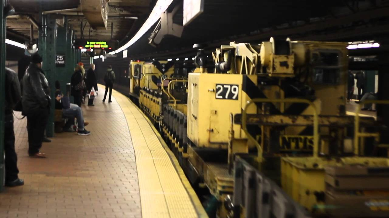 how to get from newark to nyc by train
