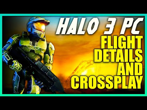 Halo News! Halo 3 PC Flight Details! Crossplay And Custom Game Browser Coming! Halo Insider Program!